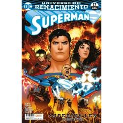 SUPERMAN Nº 72 RENACIMIENTO 17