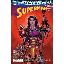 SUPERMAN Nº 73 RENACIMIENTO 18
