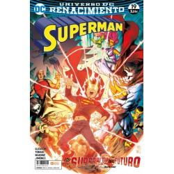 SUPERMAN Nº 74 RENACIMIENTO 19