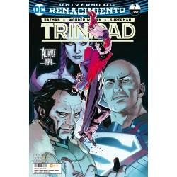 BATMAN / WONDER WOMAN / SUUPERMAN: TRINIDAD Nº 7 (RENACIMIENTO)
