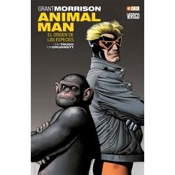 ANIMAL MAN DE GRANT MORRISON Nº 2 EL ORIGEN DE LAS ESPECIES