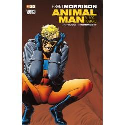 ANIMAL MAN DE GRANT MORRISON Nº 1 EL ZOO HUMANO