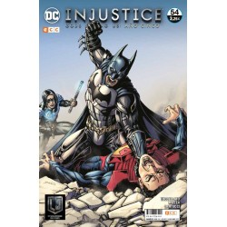INJUSTICE: GODS AMONG US Nº 54