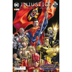 INJUSTICE: GODS AMONG US Nº 58