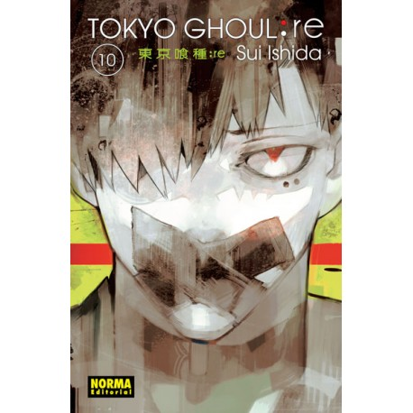 TOKYO GHOUL: RE Nº 10