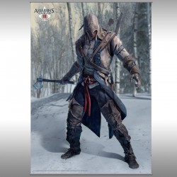 ASSASSIN'S CREED III WALLSCROLL VOLUME 1