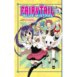 FAIRY TAIL: BLUE MISTRAL Nº 1
