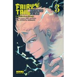 FAIRY TAIL: HISTORIAS EXTRAS Nº 3
