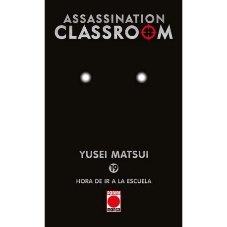 ASSASSINATION CLASSROOM Nº 19