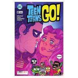 TEEN TITANS GO! Nº 8