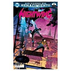 NIGHTWING Nº 9 RENACIMIENTO 2