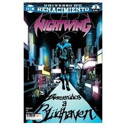 NIGHTWING Nº 10 RENACIMIENTO 3