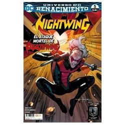 NIGHTWING Nº 12 RENACIMIENTO 5