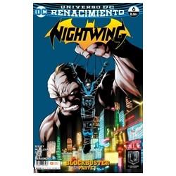 NIGHTWING Nº 13 RENACIMIENTO 6