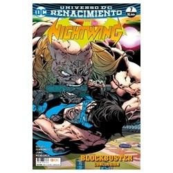 NIGHTWING Nº 14 RENACIMIENTO 7