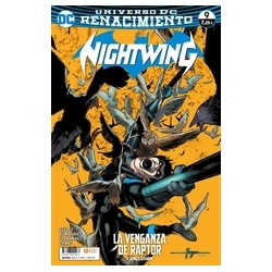 NIGHTWING Nº 16 RENACIMIENTO 9