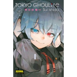 TOKYO GHOUL: RE Nº 12