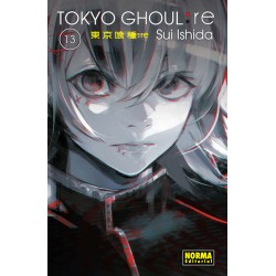 TOKYO GHOUL: RE Nº 13