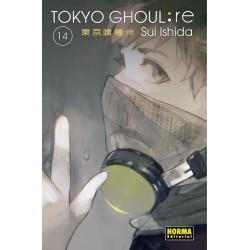 TOKYO GHOUL: RE Nº 14