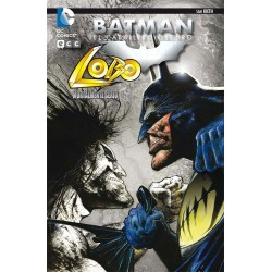 BATMAN: EL CABALLERO OSCURO-LOBO, MORTALMENTE SERIO