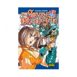 THE SEVEN DEADLY SINS Nº 25