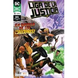 LIGA DE LA JUSTICIA Nº 89 / 11