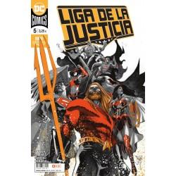 LIGA DE LA JUSTICIA Nº 83 / 5