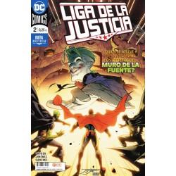 LIGA DE LA JUSTICIA Nº 80 / 2