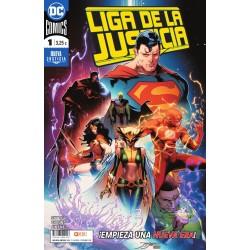 LIGA DE LA JUSTICIA Nº 79 / 1