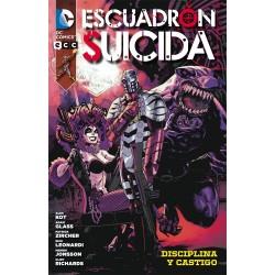 ESCUADRÓN SUICIDA: DISCIPLINA Y CASTIGO