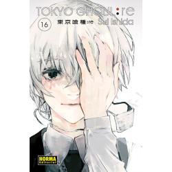 TOKYO GHOUL: RE Nº 16