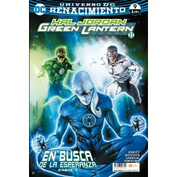 GREEN LANTERN Nº 64 RENACIMIENTO 9