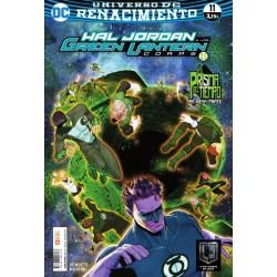 GREEN LANTERN Nº 66 RENACIMIENTO 11