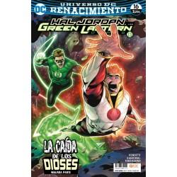 GREEN LANTERN Nº 71 RENACIMIENTO 16