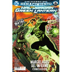 GREEN LANTERN Nº 73 RENACIMIENTO 18