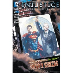 INJUSTICE: GODS AMONG US Nº 8