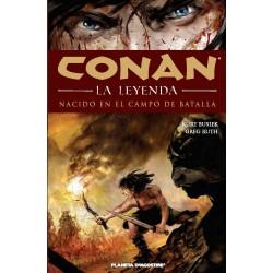 CONAN LA LEYENDA 00