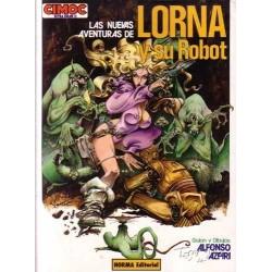 LAS NUEVAS AVENTURAS DE LORNA Y SU ROBOT