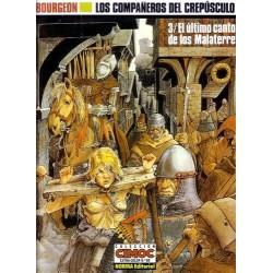 LOS COMPAÑEROS DEL CREPÚSCULO 3. EL ÚLTIMO CANTO DE LOS MALATERRE