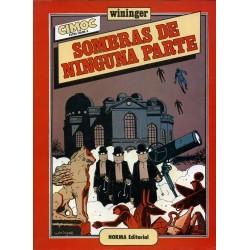 SOMBRAS DE NINGUNA PARTE