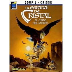 LA ESPADA DE CRISTAL (4). EL GRITO DEL MORFO