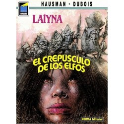 LAÏYNA (1). EL CRESPÚSCULO DE LOS ELFOS
