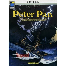 PETER PAN (3). TEMPESTAD