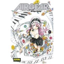 AIR GEAR 34