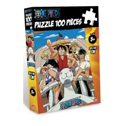 ONE PIECE PUZZLE VOGUE MERRY