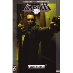 THE PUNISHER MAX 02 COCINA IRLANDESA
