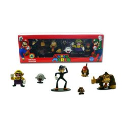 SUPER MARIO MINI FIGURE COLLECTION SERIES 4
