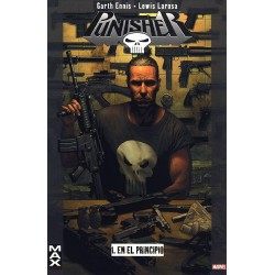 THE PUNISHER MAX 01 EN EL PRINCIPIO