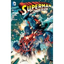 SUPERMAN: EL HOMBRE DE ACERO Nº 3