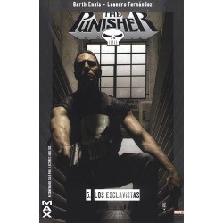 THE PUNISHER MAX 05 LOS ESCLAVISTAS